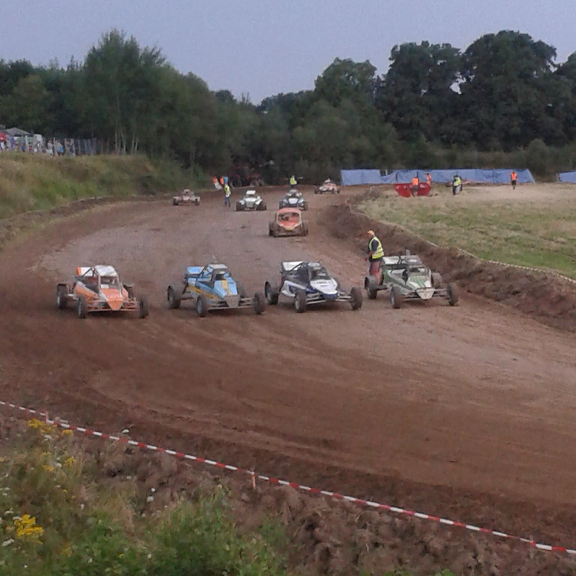 Autocross Ledde 2014